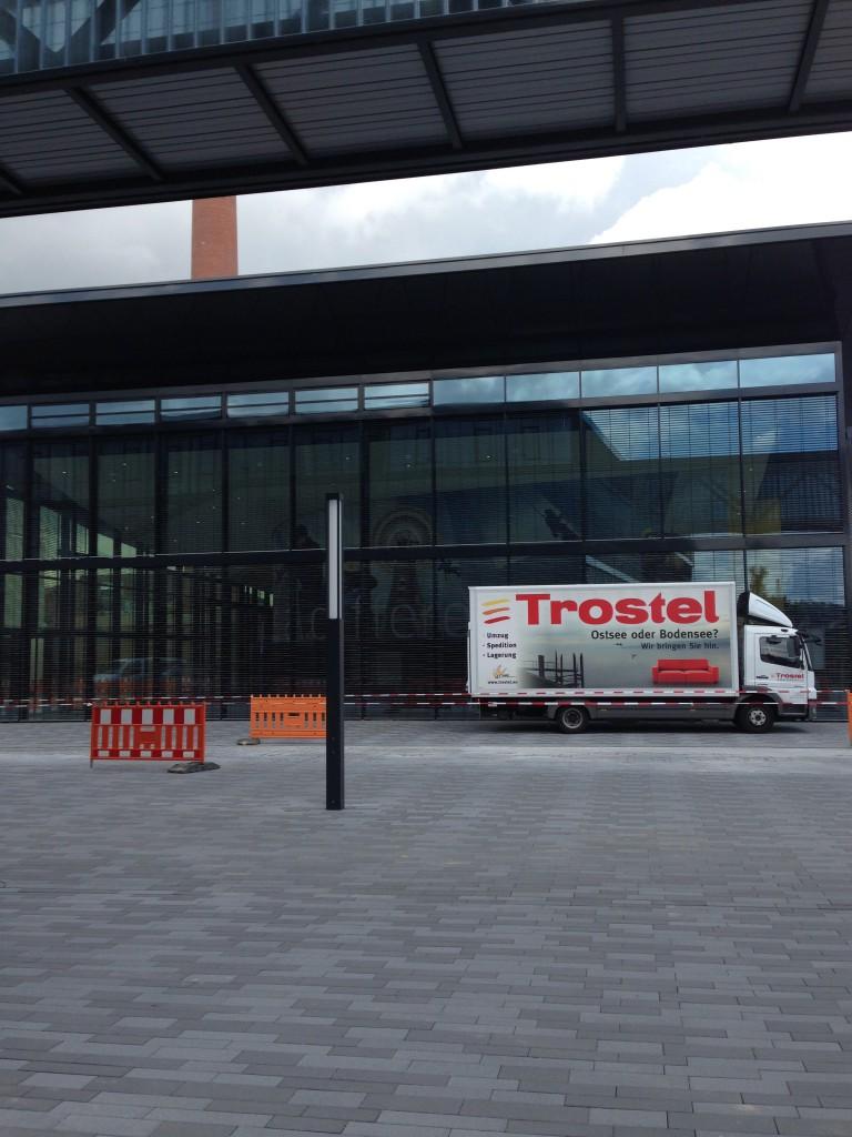 Trostel Umzug Stuttgart